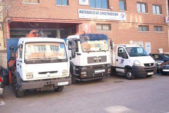 transporte a obras