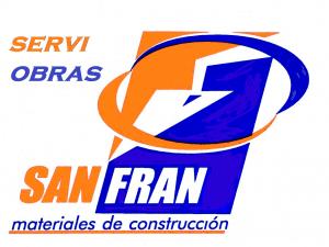 Logo SANFRAN Materiales de Construcción