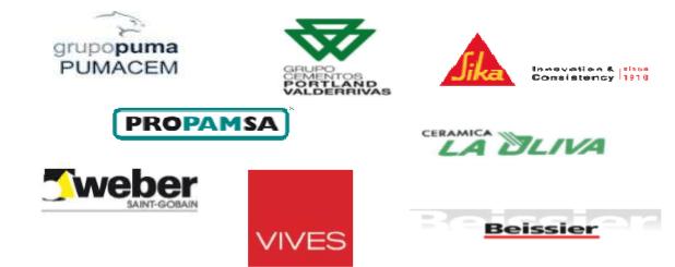 marcas materiales de construcción